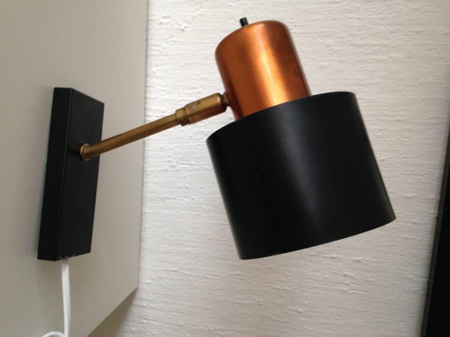 Jo Hammerborg i kobber Design classi